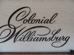 'Colonial Williamsburg