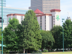 Holiday Inn Express downtown Atlanta